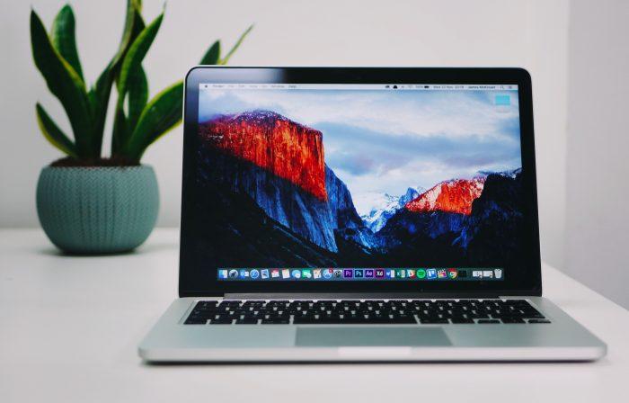 """Un MacBook Pro da 13"""""""