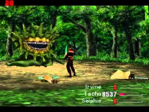 Marlboro in Final Fantasy 8
