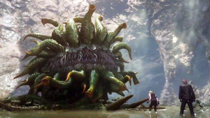 Marlboro in Final Fantasy XV
